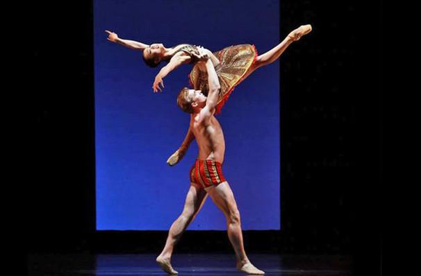 Atlanta Ballet April Program, Cobb Energy Performing Arts Centre, Atlanta