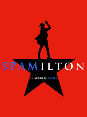 Spamilton at Troesh Studio Theater