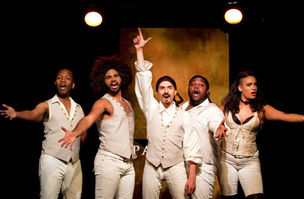 Spamilton, 47th Street Theater, New York