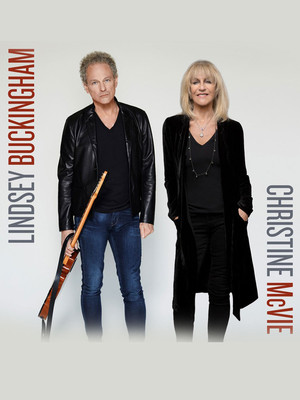 Lindsey Buckingham and Christine McVie Poster