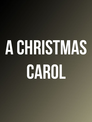 A Christmas Carol at Royal George Theatre