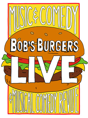 Bobs Burgers Live Poster