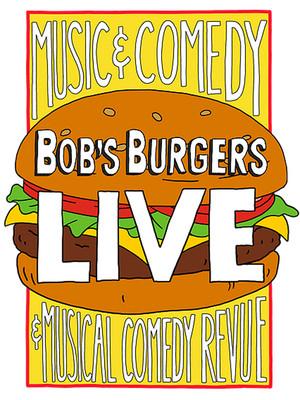 Bob's Burgers Live Poster