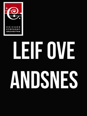 Leif Ove Andsnes Poster