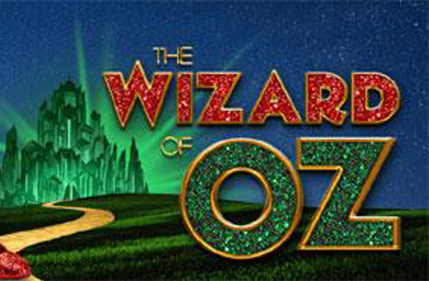 The Wizard of Oz dates for your diary