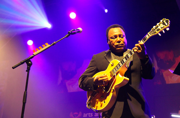 George Benson and Kenny G coming to Chicago!
