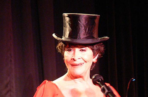 Chita Rivera, Mccallum Theatre, Palm Desert