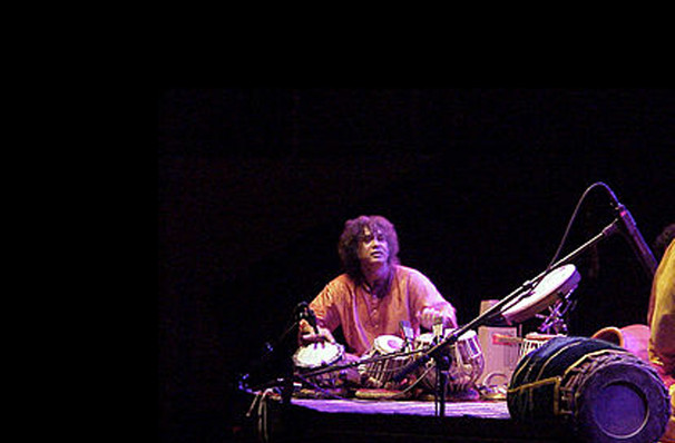 Zakir Hussain, Berklee Performing Arts Center, Boston