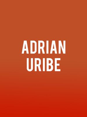 Adrian Uribe at Dolby Theatre
