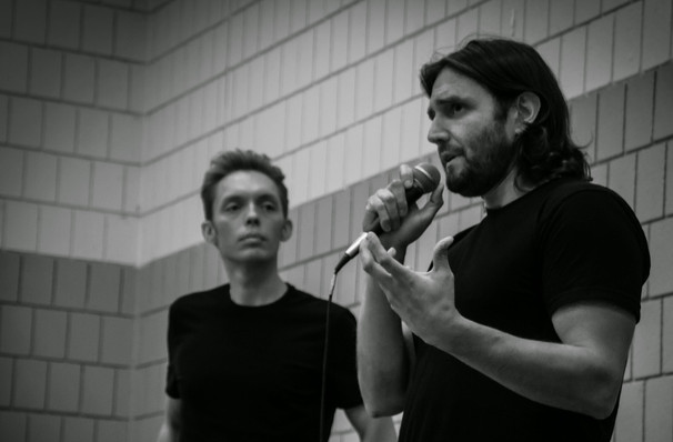 The Minimalists Live, August Hall, San Francisco