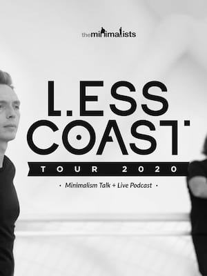 The Minimalists Live at House of Blues