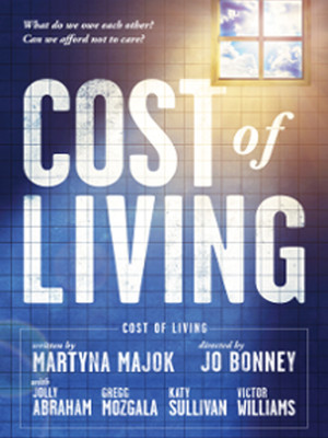 Cost of Living at New York City Center Stage I