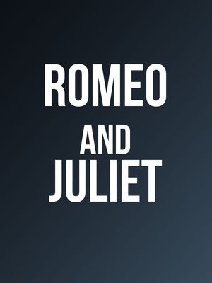 Romeo and Juliet at Wurtele Thrust Stage
