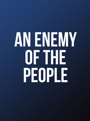 An Enemy of the People at Mcguire Proscenium Stage