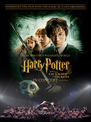 Philadelphia Symphony Orchestra - Harry Potter and The Chamber of Secrets Poster