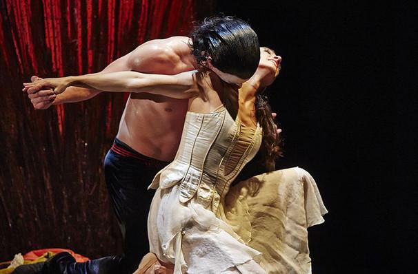 Colorado Ballet Dracula, Ellie Caulkins Opera House, Denver