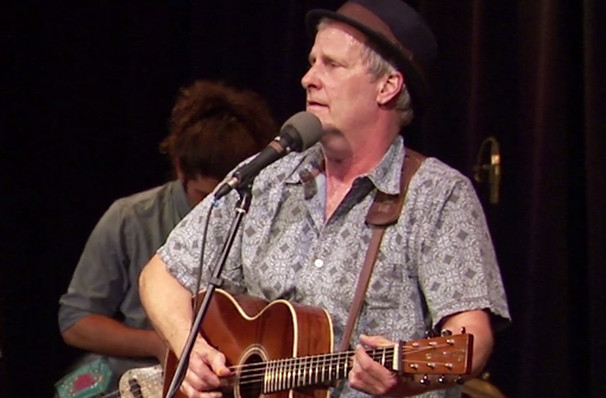 Jeff Daniels, Birchmere Music Hall, Washington