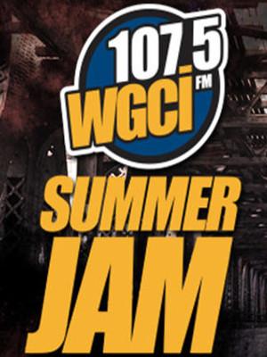 WGCI Summer Jam 2017 Poster
