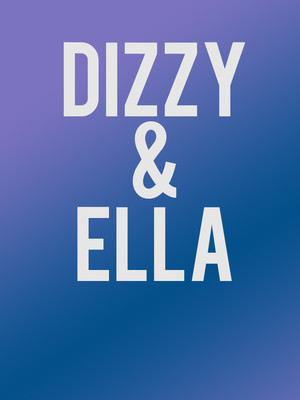 Hollywood Bowl Orchestra - Ella and Dizzy Poster