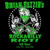 Brian Setzer Orchestra Rockabilly Riot, Graceland, Memphis