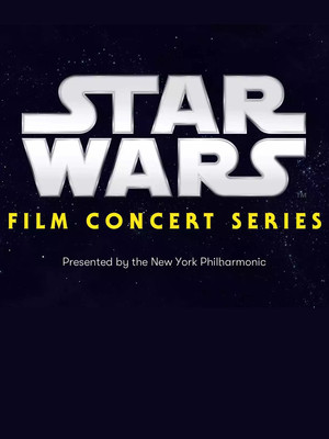 New York Philharmonic - Star Wars: Empire Strikes Back Poster