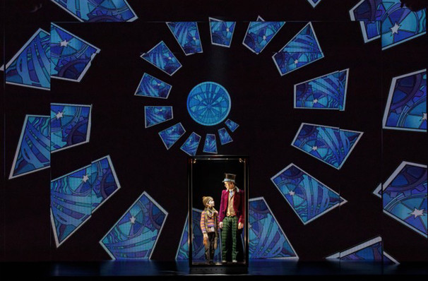 Charlie and the Chocolate Factory, Golden Gate Theatre, San Francisco
