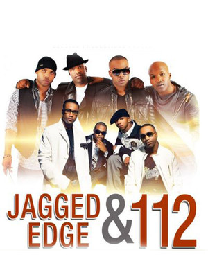 112 and Jagged Edge Poster