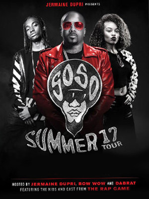 Jermaine Dupri at Fox Theatre