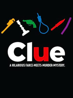 Clue at Paper Mill Playhouse