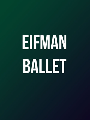 Eifman Ballet Poster