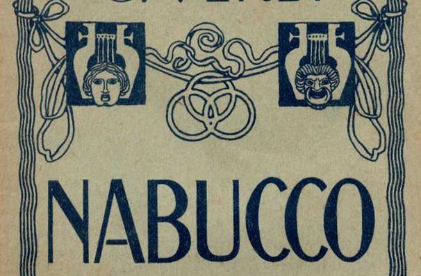 LA Opera Nabucco, Dorothy Chandler Pavilion, Los Angeles
