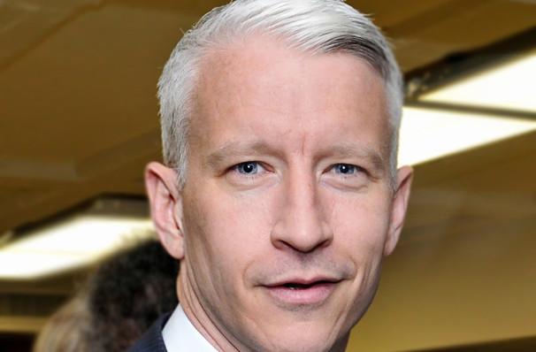 Anderson Cooper, Beacon Theater, New York