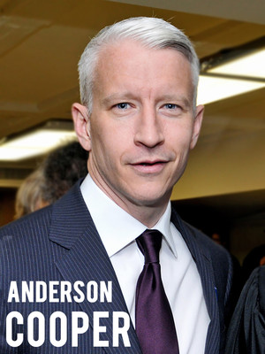 Anderson Cooper at Beacon Theater