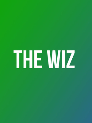 The Wiz at Fords Theater