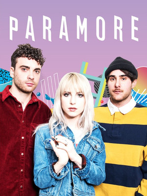 Paramore at Comerica Theatre