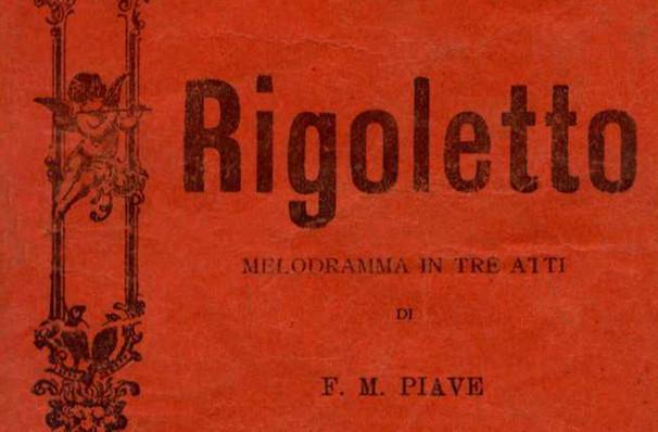 La Opera Rigoletto, Dorothy Chandler Pavilion, Los Angeles