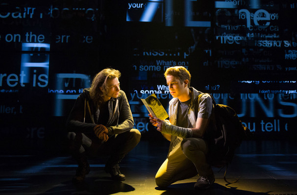 Dear Evan Hansen, Buell Theater, Denver