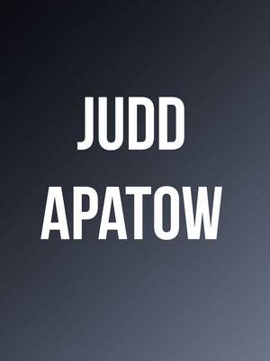 Judd Apatow Poster