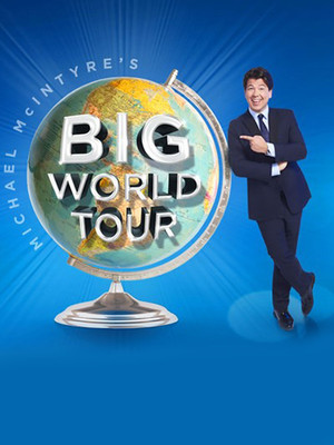 Michael McIntyre at Winter Garden Theatre