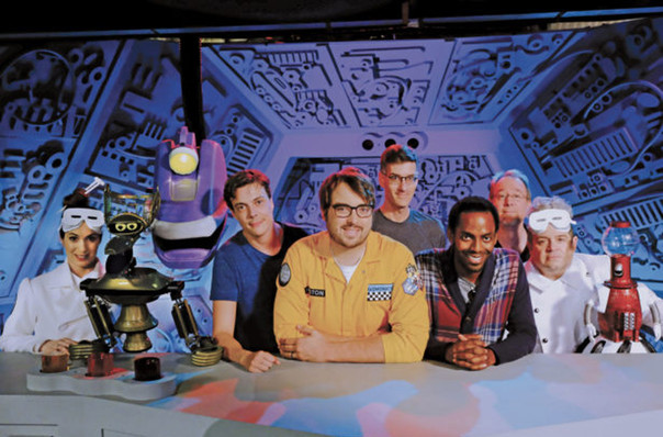 Mystery Science Theater 3000 Live's whistlestop visit to Portland