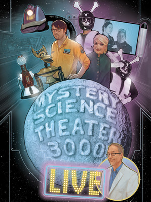 Mystery Science Theater 3000 Live, Collins Center for the Arts, Bangor