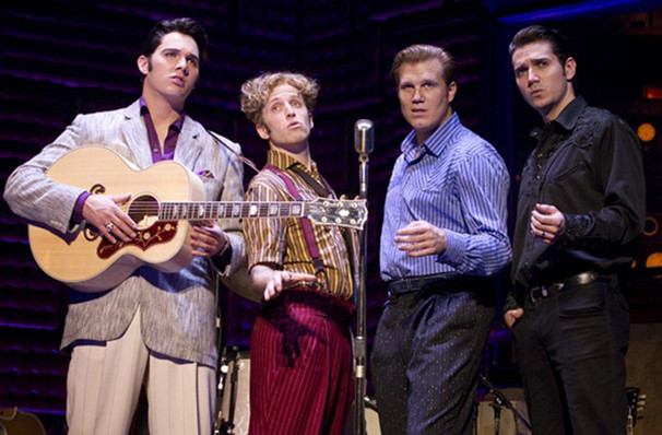 Million Dollar Quartet, Thelma Gaylord Performing Arts Theatre, Oklahoma City