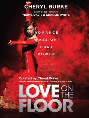 Love on the Floor Poster