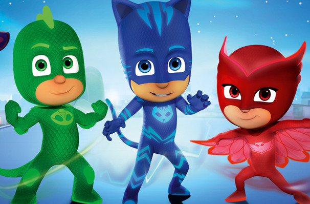PJ Masks Live Time To Be A Hero, Cobb Great Hall, East Lansing