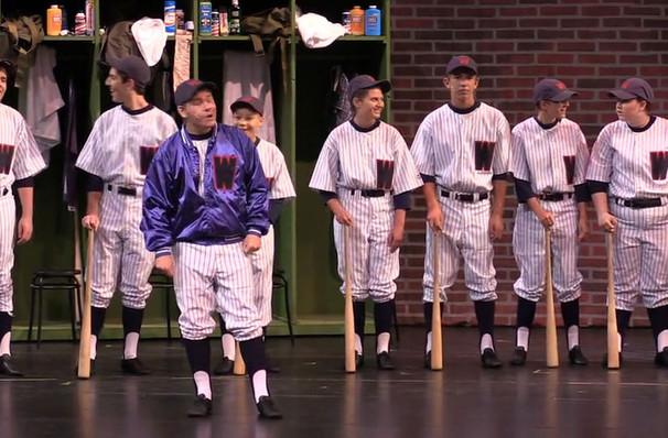 Damn Yankees, Spreckels Theatre, San Diego