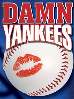 Damn Yankees at Spreckels Theatre