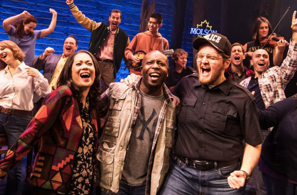 Come From Away Shines Bright On Tour!
