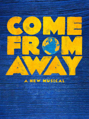 Come From Away, Cadillac Palace Theater, Chicago