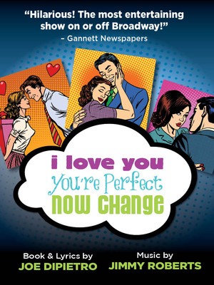 I Love You Youre Perfect Now Change, Mayfield Dinner Theatre, Edmonton