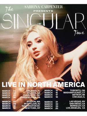 Sabrina Carpenter, Comerica Theatre, Phoenix